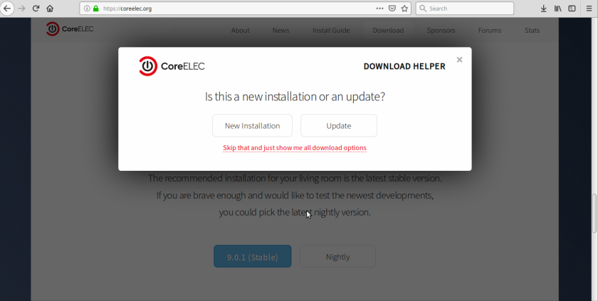 How To Install Coreelec